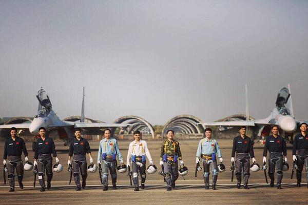 想在南沙斗一斗?越南曝光苏30MK2战机精锐团宣传照