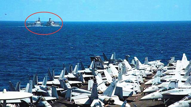 特朗普咄咄逼人!美航母刚离越南又携日本赴南海军演