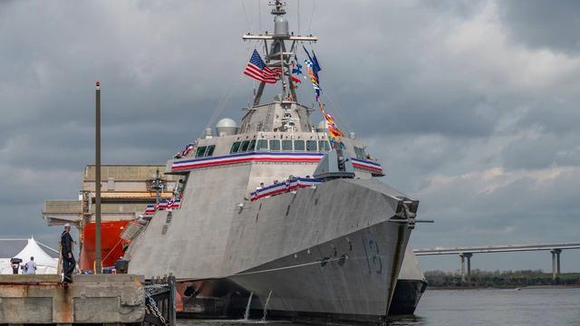 不必将其放在眼中!美国海军第18艘濒海战?#26041;?#26381;役
