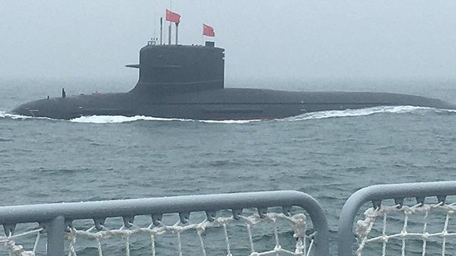 不要太羡慕!德国海军军官拍遍我海军参阅舰艇