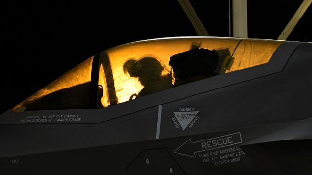 小心重蹈日本覆辙!美国空军F-35A战机高频率训练