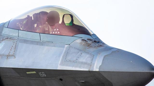 已超負荷?美軍F22所用頂級機密隱形涂料被嚴重腐蝕