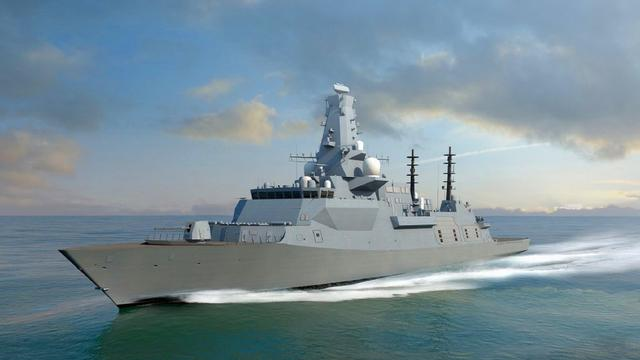 日不落要再起雄风?英国26型护卫舰二号舰建造进度曝光