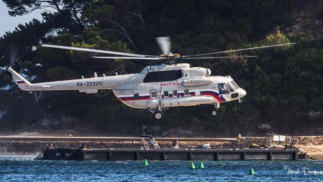 低调朴素有内涵!俄总统普京专用直升机只是米-8改进版