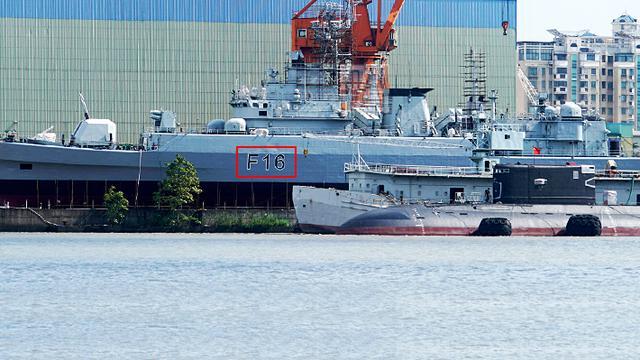 即将开启新征程!我售孟加拉国053H3退役老舰已变更舷号