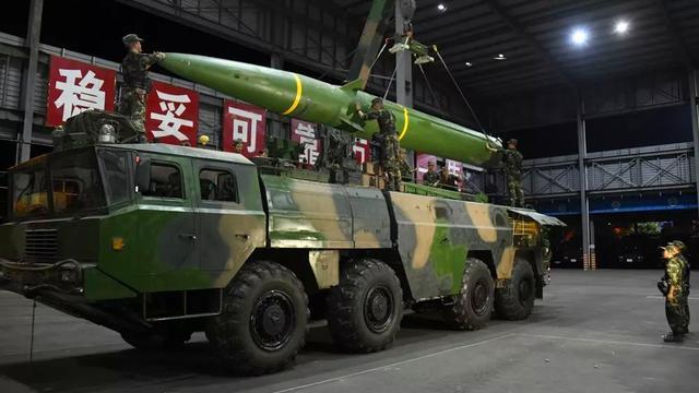 红蓝对抗太过激烈!火箭军实战考核东风16长夜亮剑