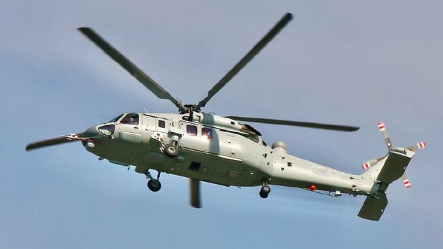 水平尾翼可折叠!我军舰载版直20直升机疑似亮相