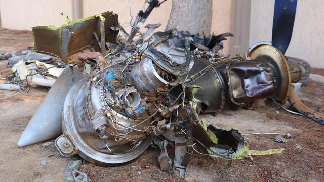 又一架:阿联酋翼龙2无人机空袭利比亚被击落
