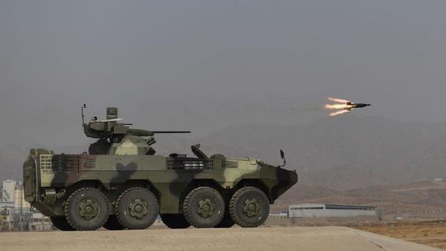 VT-4后又一单!中国将向泰国交付首批VN-1步兵战车