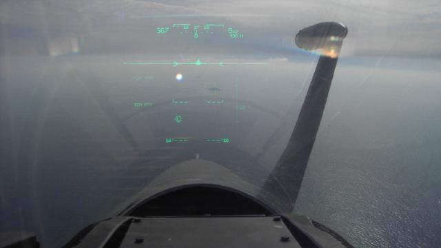 飞鱼来个模拟攻击!希腊战机爱琴海锁定土耳其军舰