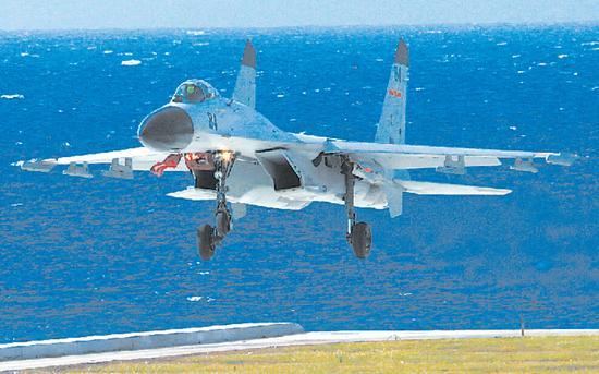 深度:中国为何不拦截美轰炸机闯南海