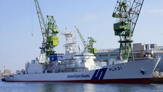 资料图:日本海保船