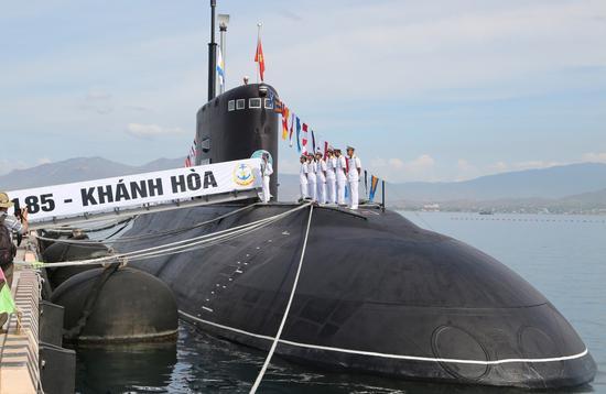 越南海军基洛级潜艇
