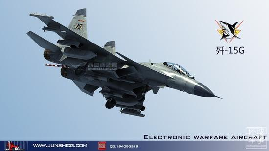 深度:歼16电子战机压制F35是吹牛? 让台湾导弹