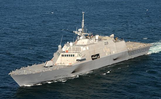 自由级自由号濒海战斗舰