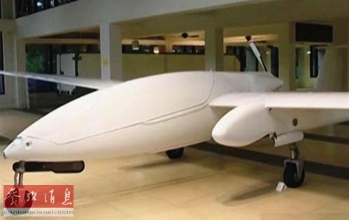 越南研发的HS-6L无人机