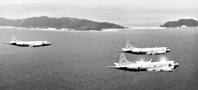 日本P-3C反潜机将赴南海