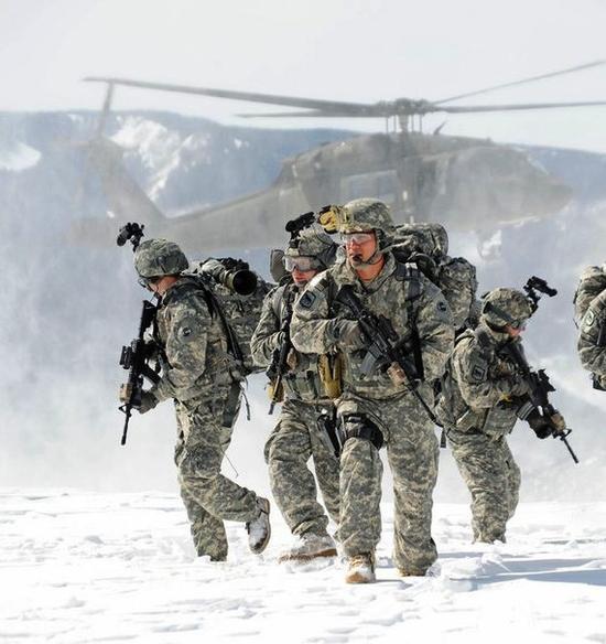 资料图:美国大兵