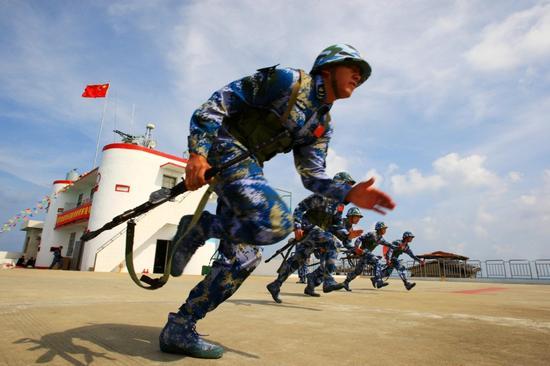 越南借印度卫星监视南海 中国沿岸与岛礁驻军成目标