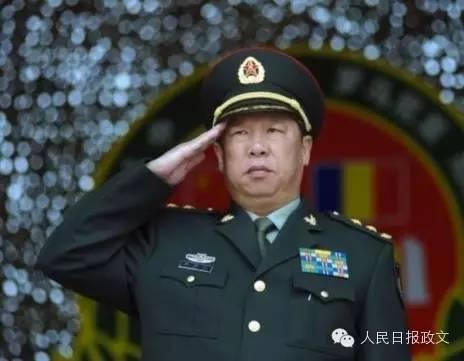 束缚军陆军司令员李作成大将 材料图