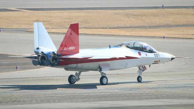 心神终于有新动向:X-2试验机今天滑行测试