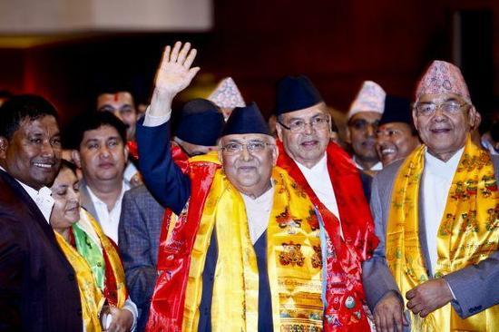 尼泊尔总理奥利