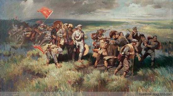 长征结束前夕300红军神秘暴毙 惨案真相50年后方揭晓