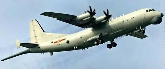 高新6号反潜机成为中国未来反潜的重要力量