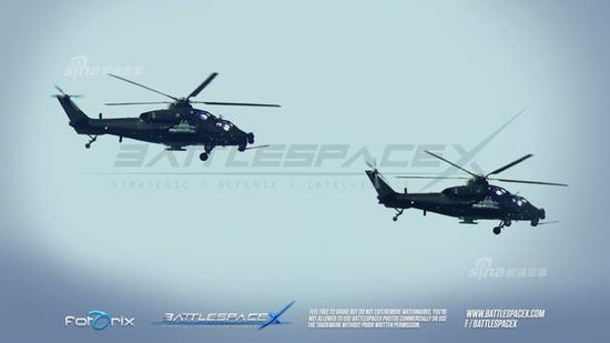 5款中国固定翼军机亮相巴铁阅兵式 武直10首次受阅