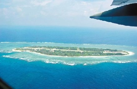 中国南沙群岛太平岛