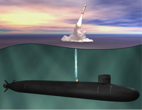 美军未来战略核潜艇方案