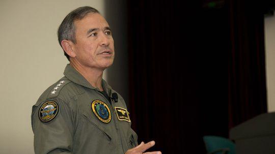 资料图:美军太平洋战区最高司令哈里斯上将