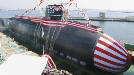 """""""苍龙""""级潜艇"""