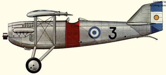 """""""海象""""水上飞机,英国费尔利飞机制造厂生产的""""海豹"""""""