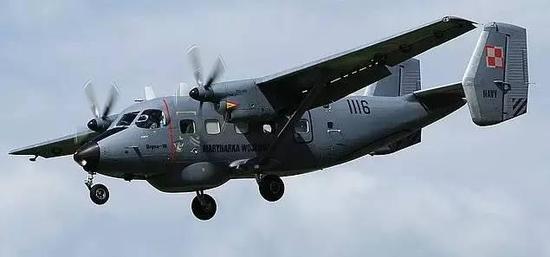 此前越南曾经引进波兰m-28海上巡逻飞机,这是一种在前苏联安-28