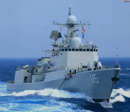 051C型沈阳舰