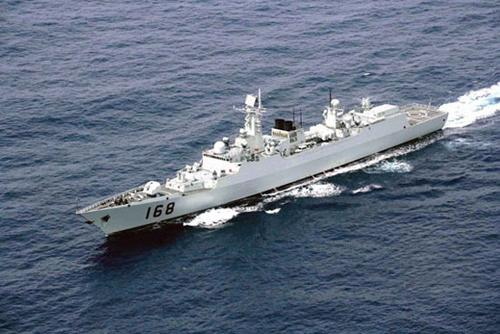广州号驱逐舰