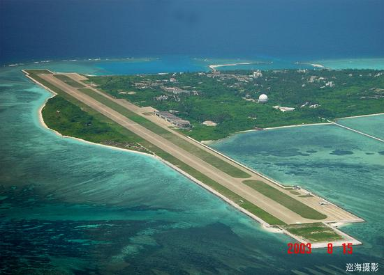 军民合用机场助空军应对紧急情况和未来战争