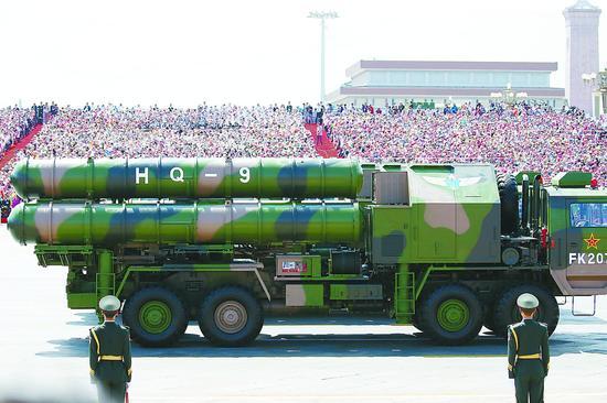 红旗9导弹
