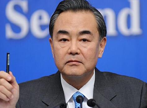 外交部长王毅(资料图)