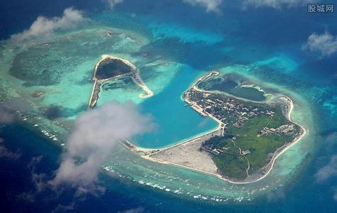 中国南海岛礁