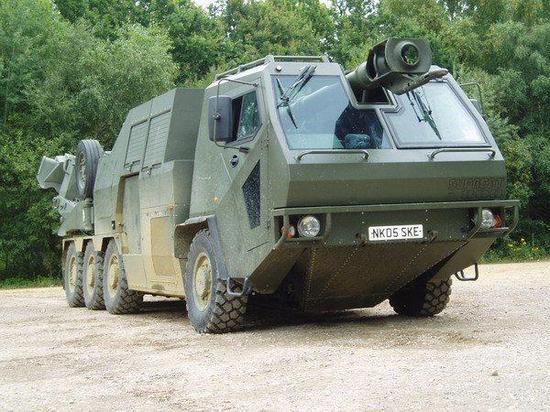 深度:法眼红中国新型155毫米车载加榴炮受多国青睐