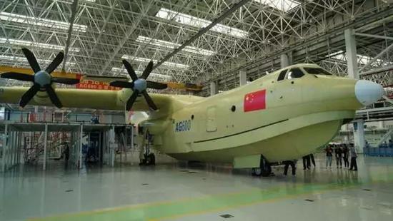 深度:中国蛟龙600水上飞机为何不适合改装成反潜机