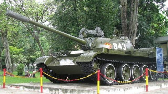 再嘚瑟还收拾你!探秘越南军事博物馆收藏的中国武器