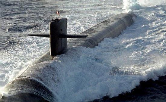美国俄亥俄级战略核潜艇