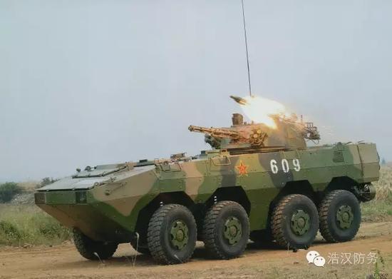 坦克--深度:中国ZTL-09车族年产量四位数 应尽快实现换装