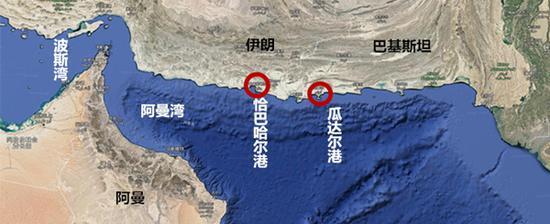 美称印度对外援建远逊中国 在伊朗建港拖13年未动工 瓜