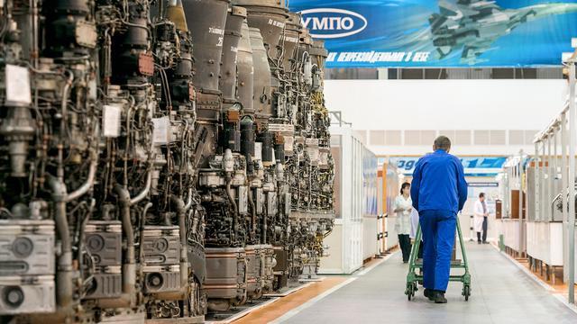 中国为何造不好发动机?带你看俄飞机发动机厂