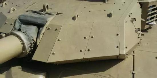 VT-4防护装甲特写