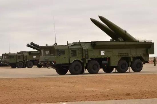 """如果美国真要""""追究""""起来,俄罗斯的岸舰导弹系统、""""伊斯坎德尔""""的弹道导弹都有违法《中导条约》的嫌疑"""